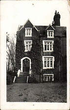 Wealdstone posted House. Card sent to Harrow.