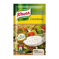 Knorr Sos Salatkowy Czosnkowy Garlic Salad Dressing Mix (3-Pack) Free Shipping