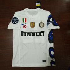 Maglia Jersey Inter AWAY 2010/2011 TRIPLETE - MILITO ZANETTI STANKOVIC SNEIJDER