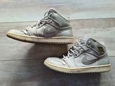 Jordan 1 Grey. Size US: 8.5 Eur:42. No 6291 of 25000