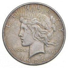 Early - 1926-S - Peace Silver Dollar - 90% US Coin *397