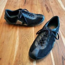 Merrell Relay Fly Black Suede Lace Up Casual Sneakers Men's 11