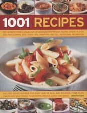 1001 Recipes: The Ultimate Cook's Collection Of Delicious Step-By-Step Recipes