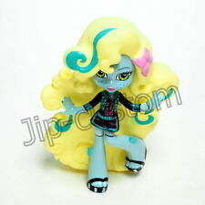 "Monster High Vinyl Lagoon Blue 4"" Loose Figure ( Authentic)"