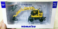 NEW 1/50 Scale UH8083 Komatsu PW148-10 with Standard & Ditch Cleaning Bucket