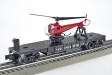 Lot 4191 Lionel NYC manueller Helikopter auf Flachwagen (Helicopter Flatcar)