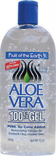Fruit Of The Earth 100% Pure Aloe Vera Gel 12 Oz Pack Case Of 24
