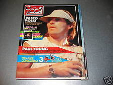 CIAO 2001 - N.20 '85 -VASCO-P.YOUNG(INSER+POSTER+ADESIV