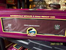 Mth Premier O Scale #730056 Cn Canadian National 75' Auto Train Carrier 20-98708