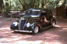 521073 1937 Ford Sedan A4 Photo Print