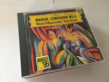 MAHLER Symphonie No.6 A-Moll CD 4 Track With The Wiener Philharmoniker