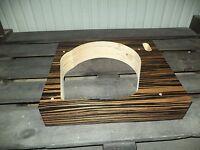 Plinth for Garrard 401 9 inches sme mini eboni