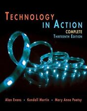 Evans, Martin and Poatsy, Technology in Action: Technology in Action Complete by