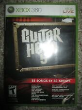 Guitar Hero 5  (Xbox 360, 2009) Complete V Game ONLY