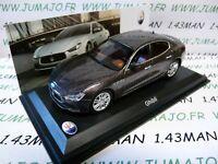 MAS11S voiture 1/43 LEO models : MASERATI collection : GHIBLI 2013