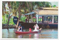 (14172) Postcard -  India - Kerala Backwaters