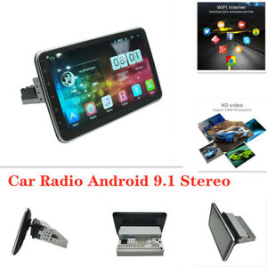 """Android 9.1 Stereo 10.2"""" Car Radio GPS Navigation WiFi Player Up-Down Tune 1+16G"""