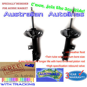 2 New Front Shock Absorbers Struts for Hyundai i30 i30cw Hatch & Wagon  07-12