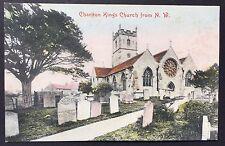 CHARLTON KINGS CHURCH Cheltenham POSTCARD Gloucestershire ST MARY'S Unposted 231