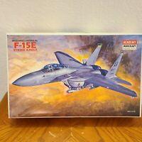 Academy/Minicraft 1/48 Scale  F-15E Strike Eagle Plastic Model Kit 1687
