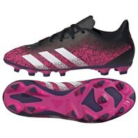 Chaussures de football Adidas Predator Freak.4 FxG M FW7524 multicolore rose