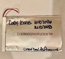 Original Battery for Coby Kyros MID7046 MID7048 Tablet