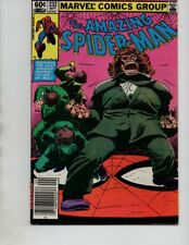AMAZING SPIDER-MAN # 232 (Marvel 1981)COBRA/MR HYDE-VF