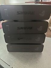 Shure ANI4OUT  Audio Network Interface Lot of 4 USED