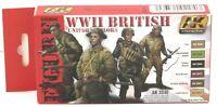 AK Interactive AK3240 WWII British Uniform Colors (Figure Series) Paint Set NIB