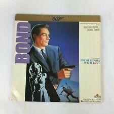 Laser Disc:The Connery Classics:James Bond 007