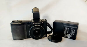 Ricoh Caplio GX100 Bundle VF1 Viewfinder, Battery, Charger, Case 10MP