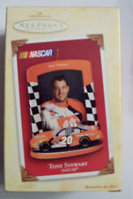 Hallmark Ornament 2004 NASCAR Tony Stewart (New in Box)