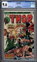 Thor 235 CGC Graded 9.6 NM+ Marvel Comics 1975