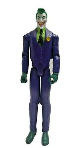"The Joker Action Figure Purple Tuxedo 11.5"" DC Comics Mattel DC Kids"