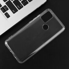 For Umidigi power 3 Case Bakeey Crystal Clear Transparent Ultra-thin Non-yellow