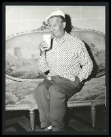 1959 MAURICE CHEVALIER Vintage Original Photo GIGI COMPOSER