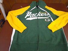Green Bay Packers NFL Team Apparel  Womens  Nike Hoodie   Large     a1
