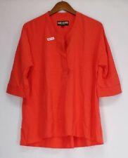 3/4 Arm Damenblusen, - tops & -shirts mit Y-Ausschnitt S