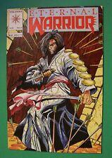 Eternal Warrior #4 1st Bloodshot cameo - new Vin Diesel movie Valiant 1992