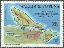 Timbre Wallis et Futuna 386 ** lot 28784