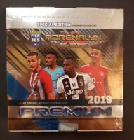 Panini PREMIUM FIFA Adrenalyn 365 XL  2019  1 Display 12 Booster,Neu,OVP