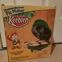Green Keebler Uncommonly Good Personal Pie Maker - New In Box