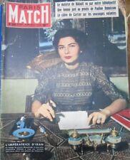 Paris Match N° 245 28 novembre 1953 Impératrice d'Iran Pauline Dubuisson Bidault