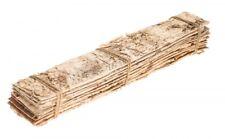 NaDeco Birkenrinde 40x5cm 8er Bund | Birkenplatte | Birken Rinde | Birken Platte