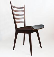 CEES BRAAKMAN PASTOE TEAK STUHL MID CENTURY MODERN DESIGN DINING CHAIR 1950'S