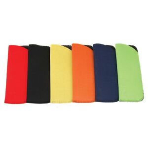 Floating Eyewear Pouch Neoprene Sunglass Sunnies Glasses Optical Soft Carry Case
