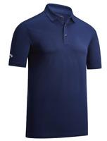 callaway golf polo peacoat Mens Blue Golfing t-shirt Mens UK S *REF162