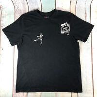 Nike Air Jordan Wing It T-Shirt Black UK Size XL