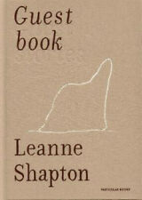 Guestbook: Ghost Stories by Leanne Shapton.
