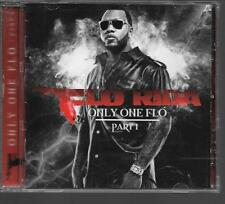 CD ALBUM 8 TITRES--FLO RIDA / FLORIDA--ONLY ONE FLO / PART 1--2010